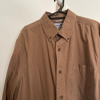 カーハート(carhartt)のカーハート  bdシャツ 刺繍(ポロシャツ)