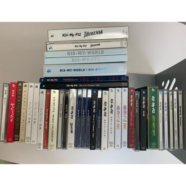 Kis-My-Ft2(キスマイフットツー)のキスマイ エンタメ/ホビーのDVD/ブルーレイ(アイドル)の商品写真