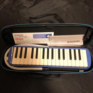 鍵盤ハーモニカ メロディオンFA-32Bブルー 未使用品(その他)