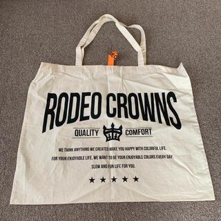 ロデオクラウンズワイドボウル(RODEO CROWNS WIDE BOWL)のロデオクラウンズ WEB限定 エコバッグ(エコバッグ)