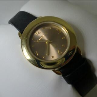 フルラ(Furla)の【稼働品】FURLA レディース腕時計 ピンクゴールド文字盤 純正ベルト(腕時計)