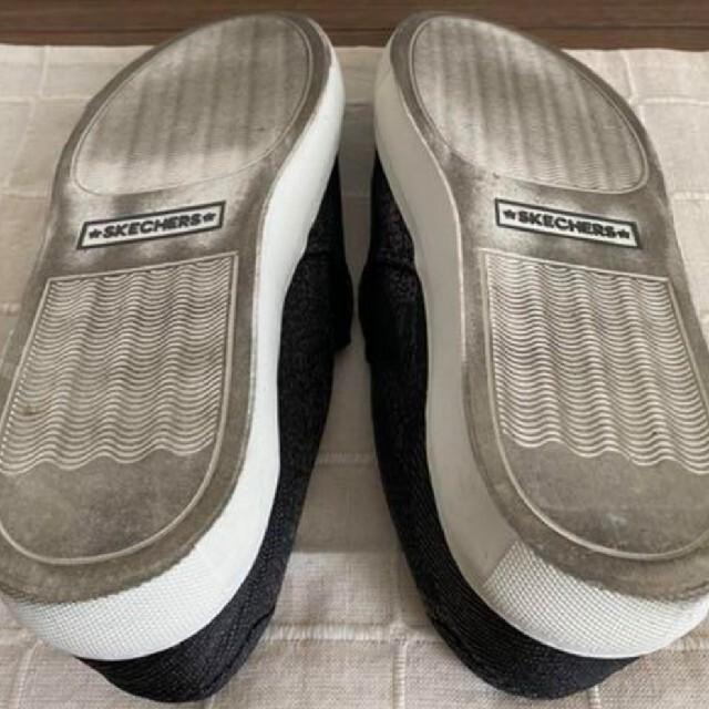 SKECHERS(スケッチャーズ)のスケッチャーズ  スリッポン レディースの靴/シューズ(スリッポン/モカシン)の商品写真