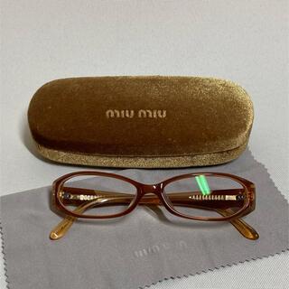 miumiu - miu miu  ミュウミュウ サングラス眼鏡 VMU22G