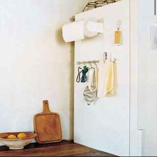 ムジルシリョウヒン(MUJI (無印良品))の無印 キッチンペーパーホルダー マグネット(収納/キッチン雑貨)