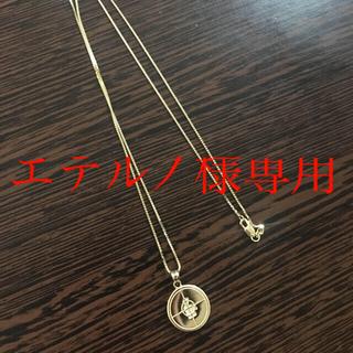 シュプリーム(Supreme)のSupreme  Public Enemy  14Kネックレス(ネックレス)