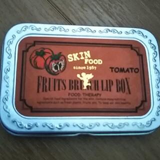 スキンフード(SKIN FOOD)のスキンフード フルーツ ブランチ リップ ボックス トマト 赤 口紅(口紅)