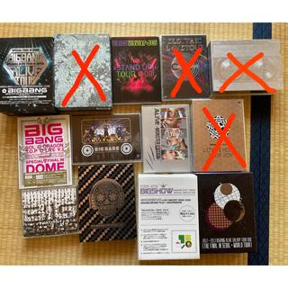 ビッグバン(BIGBANG)のBIGBANG CD&DVD フォトブック計30点(K-POP/アジア)