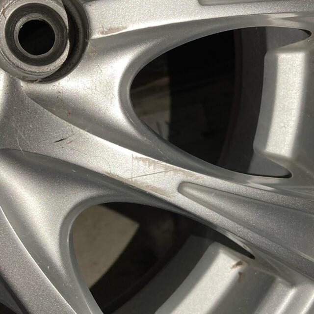 Goodyear(グッドイヤー)のグッドイヤー アイスナビ ゼア Ⅱ 155/65R14 アルミセット ムーブ 自動車/バイクの自動車(タイヤ・ホイールセット)の商品写真