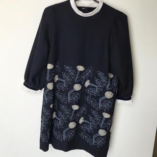 ミナペルホネン(mina perhonen)のミナペルホネン mina perhonen セレモニードレス 120(ドレス/フォーマル)