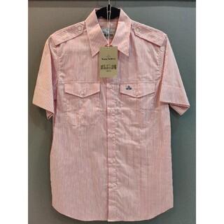 ヴィヴィアンウエストウッド(Vivienne Westwood)の新品未使用 ヴィヴィアンウエストウッド シャツ 半袖 vivian(シャツ)