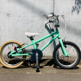 ルイガノ(LOUIS GARNEAU)のあおむー様専用 LOUIS GARNEAU16インチ ル・サイク限定モデル(自転車本体)