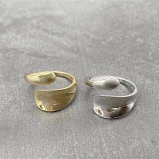 ロンハーマン(Ron Herman)の【即購入ok】silver925 リング フリーサイズ   調節可能 シルバー(リング(指輪))