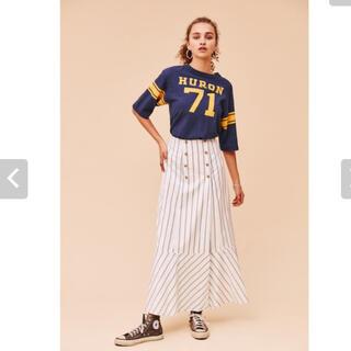 シンゾーン(Shinzone)のTHE SHINZONE/シンゾーン・フットボールプリントTEE(Tシャツ(半袖/袖なし))