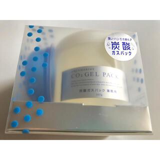 新品未使用箱入りコスメプロ高濃度炭酸ジェルパック サロン専売品 業務用(パック/フェイスマスク)