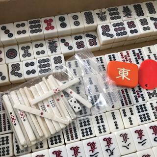 イトウダイキ様専用白2枚 麻雀牌(麻雀)