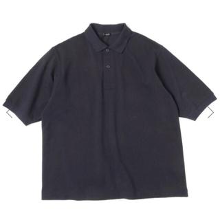 コモリ(COMOLI)のCOMOLI 20SS 鹿の子半袖ポロシャツ(ポロシャツ)