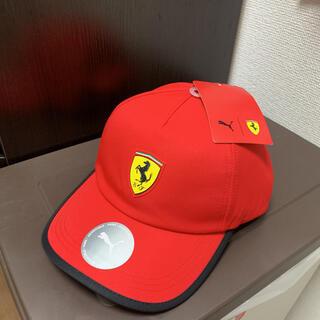 プーマ(PUMA)のPUMA プーマ 2020 Scuderia Ferrari 新品 帽子キャップ(キャップ)
