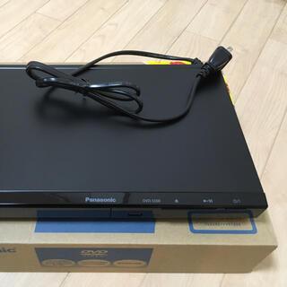 パナソニック(Panasonic)のDVD/CDプレーヤー DVD-S500-K(黒)(DVDプレーヤー)