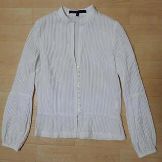 マークジェイコブス(MARC JACOBS)のMARC JACOBS ホワイトシャツ(シャツ/ブラウス(長袖/七分))