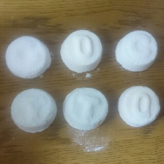 ラッシュ(LUSH)の  ラッシュ お湯に溶かして使うスチーム化粧水 トナータブレット6個 (化粧水/ローション)