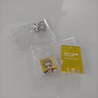 レゴさん専用【呪術廻戦】極楽湯 七海キーホルダー(キーホルダー)