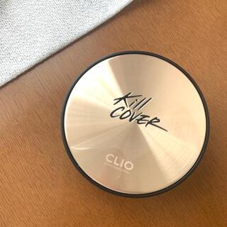 CLIO キルカバー アンプルクッション SPF50+PA+++(ファンデーション)