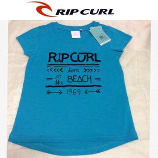 ロキシー(Roxy)の新品タグ付き☆Rip Curl Kids半袖Tシャツリップカールボルコムロキシー(Tシャツ/カットソー)