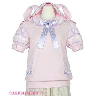 アンジェリックプリティー(Angelic Pretty)のEaster bunny カットソー(カットソー(半袖/袖なし))