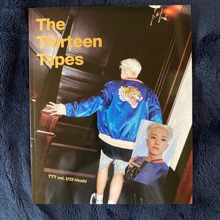 セブンティーン(SEVENTEEN)のseventeen HOSHI TTT トレカ翻訳付き(K-POP/アジア)