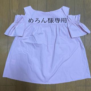 トッカ(TOCCA)のtoccaブラウス(シャツ/ブラウス(半袖/袖なし))