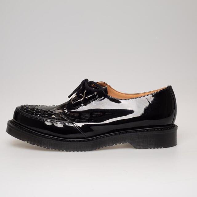 GEORGE COX(ジョージコックス)のジョージコックス George Cox エナメル Dリング クリーパー メンズの靴/シューズ(ブーツ)の商品写真
