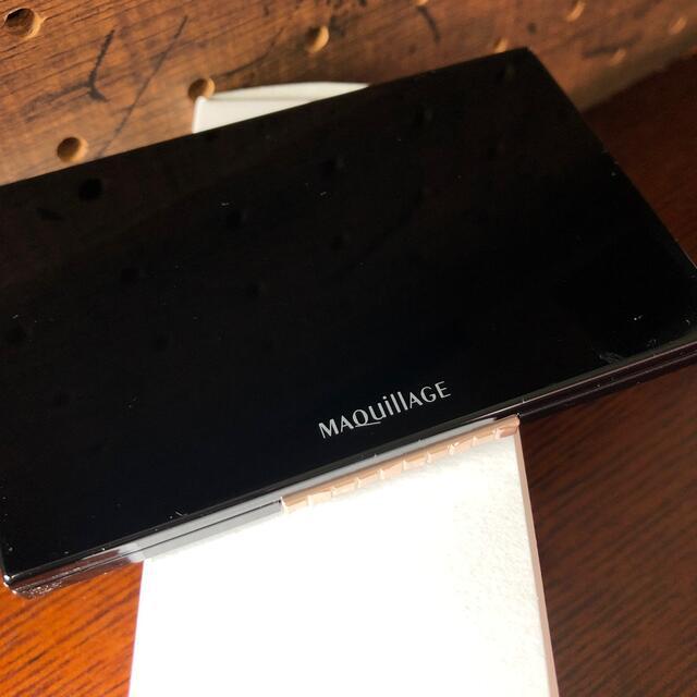 MAQuillAGE(マキアージュ)のみぽ様専用 マキアージュファンデーションSPF18/PA++ コスメ/美容のベースメイク/化粧品(フェイスパウダー)の商品写真