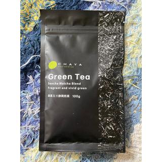 チャヤマクロビ 抹茶入り静岡煎茶(茶)