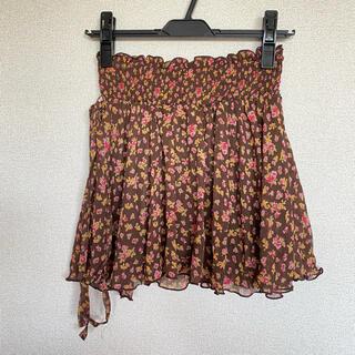リズリサ(LIZ LISA)のリズリサ ミニスカート 新品未使用タグ付き(ミニスカート)