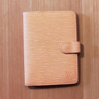 LOUIS VUITTON - ルイヴィトン エピ 手帳カバー