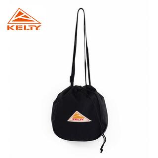 ケルティ(KELTY)の【新品・未開封】KELTY 巾着 KINCHAKU SHOULDER 男女兼用(ショルダーバッグ)