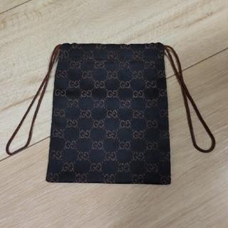 グッチ(Gucci)のGUCCI ブランド 巾着袋(ポーチ)