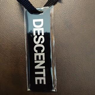 DESCENTE - DESCENTEネームプレート