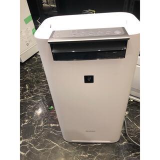 シャープ(SHARP)の 美品 SHARP 加湿空気清浄機 KI-HS50-W 2019年製 (加湿器/除湿機)