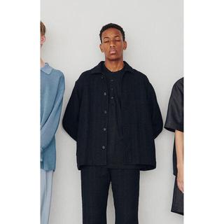 1LDK SELECT - auralee cotton linen pants