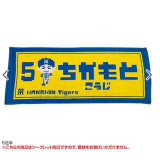 阪神タイガース - 新品 阪神タイガース シークレットひながなフェイスタオル 近本