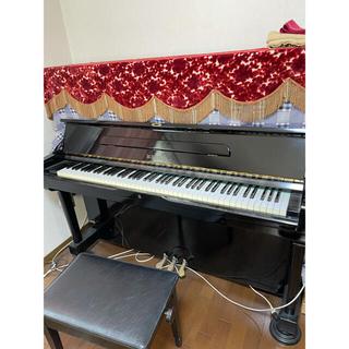 ワグナー アップライトピアノ