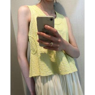 マルニ(Marni)のMARNI マルニ 刺繍 ブラウス(シャツ/ブラウス(半袖/袖なし))