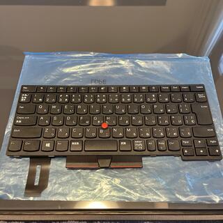 レノボ(Lenovo)のLenovo ThinkPad T490 T490s 日本語キーボード 中古美品(ノートPC)
