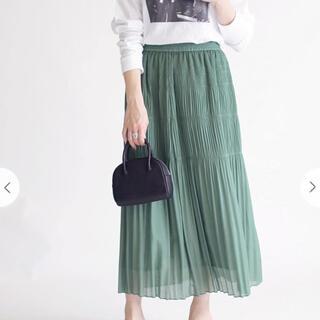 シップスフォーウィメン(SHIPS for women)のマジョリカスカート(ロングスカート)