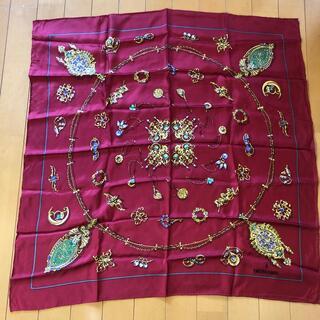 トラサルディ(Trussardi)のトラサルディ スカーフ 76cm角(バンダナ/スカーフ)