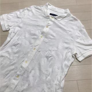 ZARA - ZARA zara  man ザラ ポロシャツ Tシャツ 40
