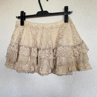 リズリサ(LIZ LISA)のリズリサ フリルミニスカート(ミニスカート)