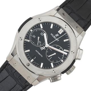 ウブロ(HUBLOT)のウブロ HUBLOT ルミノールクラッシックフージョン 腕時計 メンズ【中古】(その他)