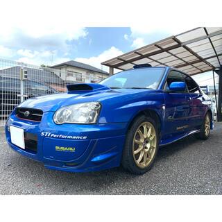 スバル(スバル)の★限定555台★ スバル インプレッサ WRX STI 2003 Vリミテッド (車体)
